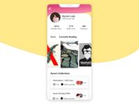 Daily UI 006 // User Profile