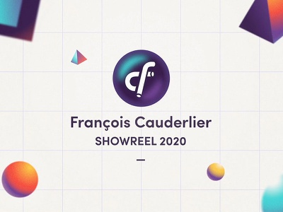 SHOWREEL 2020 - Still Frame 3 texture illustration grain c4d motion graphics animation cinema 4d after effects gif motion design