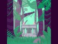 Jungle Woodkids - Ping Pong Club #9