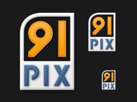 91 Pix Logo