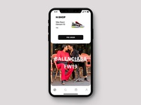 Daily UI Challenge - Day 12