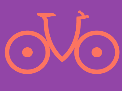 OVO Cycles bike illustrator drake cycles bicycle pen tool pen
