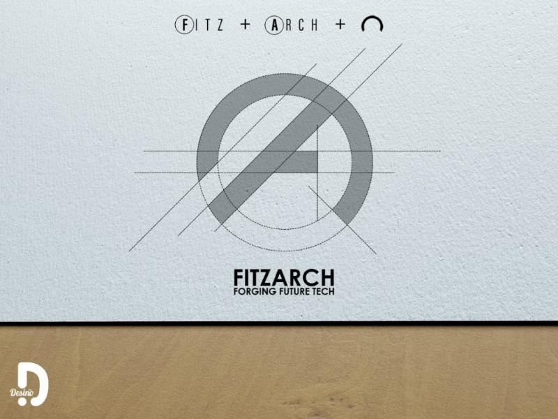 Fitzarch - Logo Design logo designs advertising printdesigns productivedesign