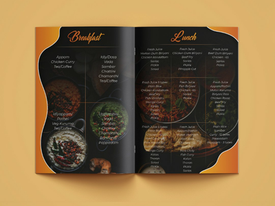 Excellent Event Organizers and catering service-Brochure Design brochuredesign indesign