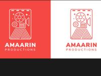 Amaarin film production - Logo design