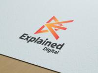 Explained Digital - Logo Design