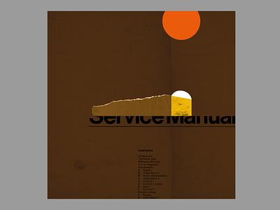"Adi Dick - ""Sometimes"" (Single) cover art music art cutnpaste abstract abstract art collage art collage album art album cover adi dick music music"