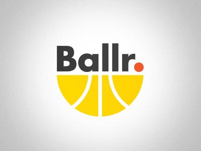Ballr Logo