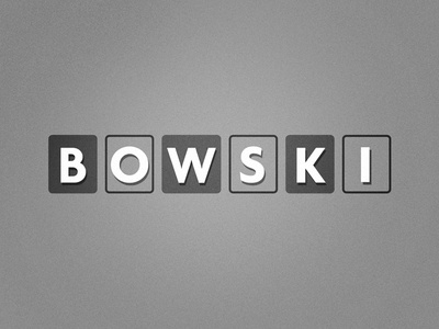 Bowski