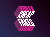 Cheap Fakes Logo