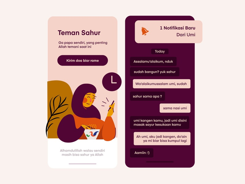 Food iOS Mobile App mobile design mobiledesign clean vector colorfull app inspiration mobile illustration ux ui