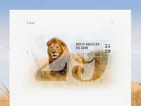 Lion Homepage Experiment