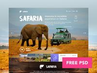 Free Homepage Safaria