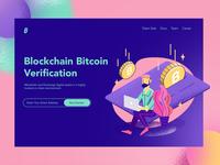Exploration Bitcoin Homepage
