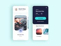 Exploration Gallery App
