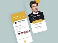 Exploration Profile App