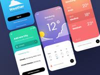 iOS Weather App
