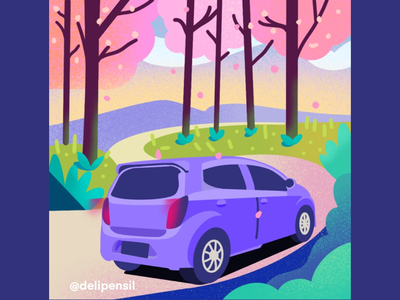 Cars Illustration