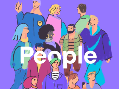 People Illustration