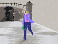 Rain Is Come