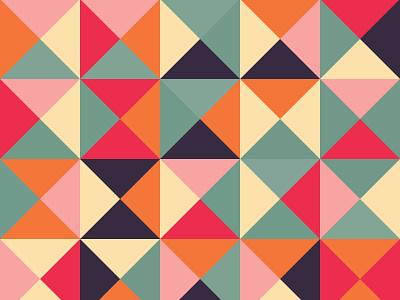 Geometric Pattern (orange, yellow, blue, green, pink) designs colorful art decoration graphics illustraion vector pattern