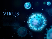 Coronavirus 2019-ncov and virus background