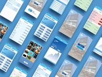 mBBI Mobile Banking - Screens