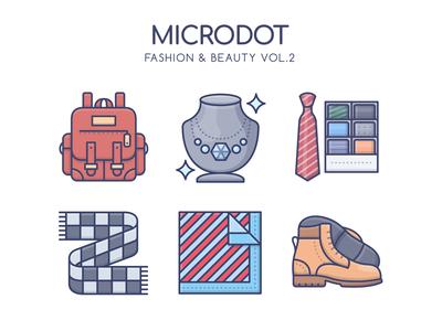 Fashion Beauty Vol.2 fashion illustration clothes fashion logo graphicdesign web design vector ui illustration icon