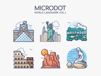 World Landmark Vol.1