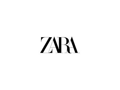 ZARA-Mall-E-commerce-clothes-No.3 webdesign web clothing clothing brand zara ae 品牌 向量 商标 插图 黑色 黑与白 动画 设计 应用 ux ui