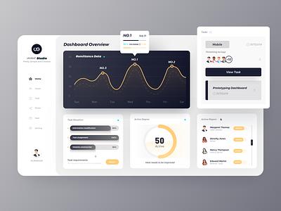 Team daemon-data visualization-home yellow black application data data visualization design app ux ui