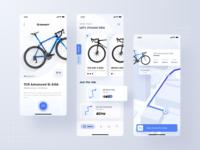 Bicycle rental system