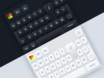 helakuru Keyboard Redesign ui webdesign design apple ios app app mobile app ios mobile uidesign figma sketch redesign keyboard helakuru