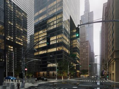 Chicago Skyscrapper Concept
