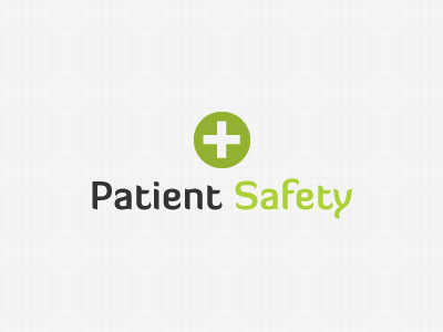 Patient Safety green health logo