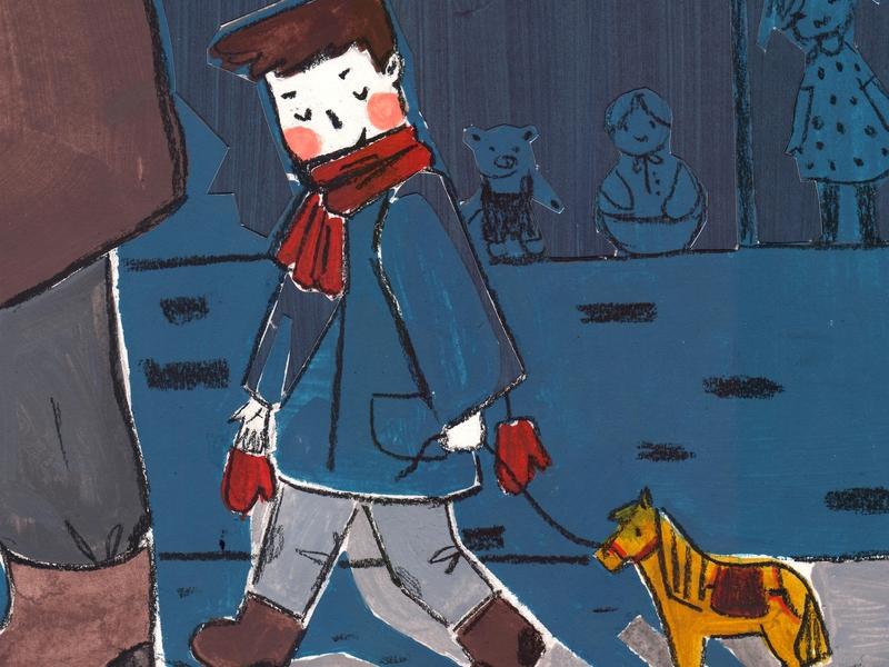 Mayakovkiy childrens illustration childrens book illustration artwork art