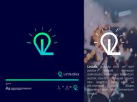 Linkdia brand  logo