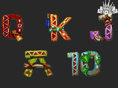 Cards Slot Symbols