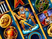 """Slot machine """"Zeus"""""""