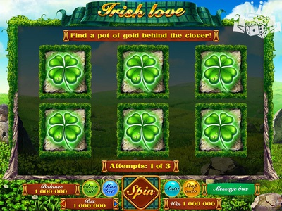 Bonus game of Irish Themed slot game slot development slot game graphics slot machine graphics slot game developer irish themed slot bonus round bonus game art bonus game design bonus game game design graphic design gambling