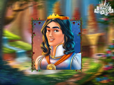 Prince Florian as a Slot character characters slot machine design slot machine graphics slot game graphics slot character character design characterdesign symbols symbol slot machine digital art slot machines slot design graphic design gambling game art game design