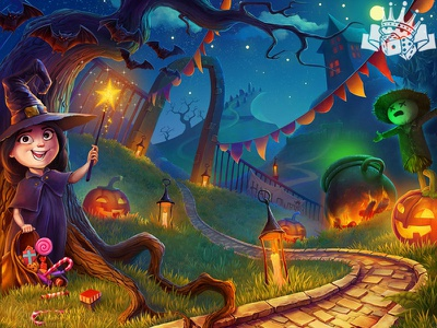 Halloween Background slot game design slot game art slot game graphics halloween background halloween slot halloween art halloween symbols halloween party halloween design halloween background design background art background slot machines slot design graphic design digital art game design gambling game art