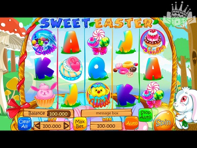 Easter Themed slot game casino design digital designer design art game artist digital design game designer game illustration slot illustration game dev game reels slot reels reels slot design slot machines illustration digital art graphic design gambling game art game design