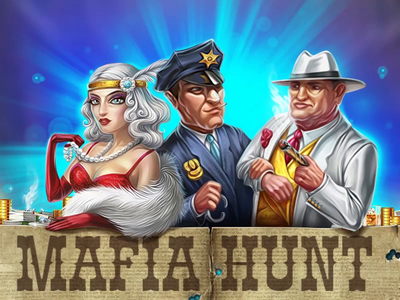 "Slot machine ""Mafia Hunt""! Promo game designer mafia slot design mafia slot promo animation promo slot art slot game slot machine design slot game art slot machine slot game design symbols animated slot animation animation digital art slot design graphic design gambling game art game design"