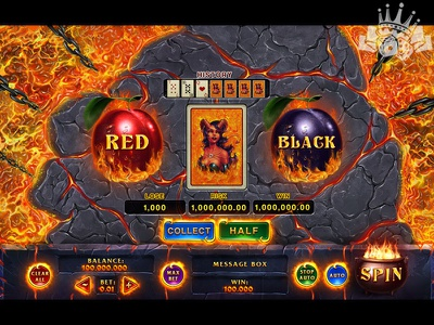 Gamble Game Design for the Hell Themed slot slot machine art slot machine design slot game art slot game design bonus design bonus game bonus round bonus gambling design gambling art gamble game slot machines slot machine digital art slot design graphic design gambling game art game design