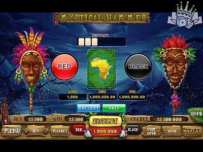 Gamble Game development slot design slot designer casino design casino slot slot game design slot game art gamble game art gamble game design double game gamble game risk game digital art graphic design game art game design