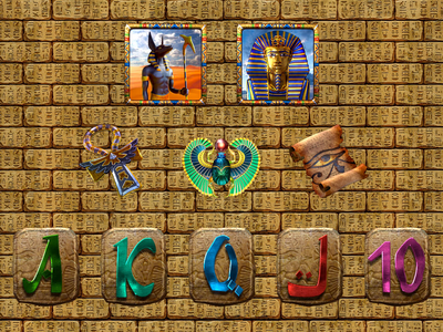 Animation design of symbols for the Egyptian slot game symbols animator animator animation symbols symbols art symbols design symbols animated slot animation slot machine design slot game graphics motion designer motion design motion graphics graphic design slot design gambling game art game design