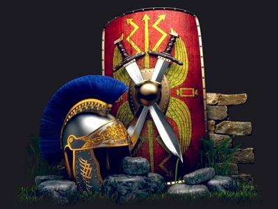 Slot machine - Caesar's empire