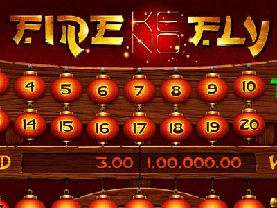 Firefly lanterns firefly chinese lottery keno digital art slot design game design graphic design game art