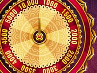 Wheel of scores